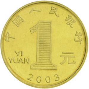 2003羊年贺岁币图片