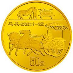 中国古代科技发明发现(第5组)金质纪念币