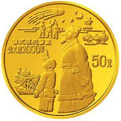 中国古代科技发明发现(第3组)金质纪念币